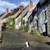 Shaftesbury in Dorset