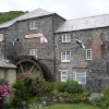 An old mill in Boscastle