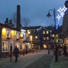 Hebden Bridge in the Festive Season