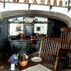 Lindisfarne Castle Kitchen