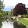 Punting on the River, Cambridge University