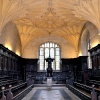 The Convocation House, Bodleian Library, Oxford