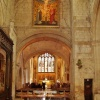 Inside St. John the Baptist in Burford