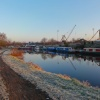 Frosty morning on the Canal