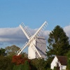 Windmill at Finchingfield Essex