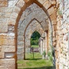 Bayham Abbey Cloisters