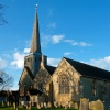 St Bartholemews Church, Horley