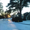 Winter in Finedon