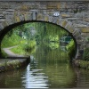 Bridge 92. Macclesfield Canal