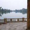 The lake at Hever Castle