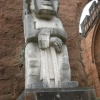 Another Epstein sculpture - Coventry Cathedral