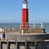 Watchet Harbour Lighthouse