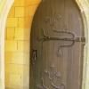 The Church Door!