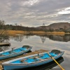 Moored up on Grasmere