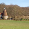 Oast at Ightham