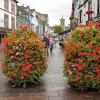 A wet but colourful day in Keswick