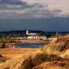 Christchurch from Hengistbbury Head