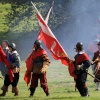 Living history at Sledmere House. (Annual event)
