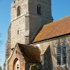 St Dunstans Church, Snargate, Romney Marsh