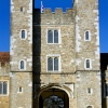 Knole House gatehouse