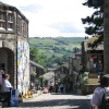 Street in Haworth