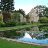 Tithe Barn and Carp Pond