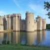 Bodiam In Summer