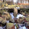 Waterfall - Longshaw, Derbyshire