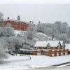 Winter in Shrewsbury