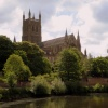 Worcester, River Severn