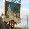 Biddenham Village sign