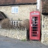 Stevington Telephone Box