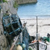 Hanging up your Lobster pot