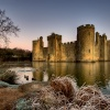 Dawn of a dream - Bodiam Castle
