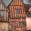 The crooked house Lavenham