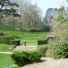 Dartington Hall Gardens, Totnes, Devon.