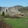 Tintern Abbey-- The Tablemat and Coaster Shot