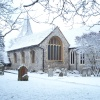 Chilly Time at Great Bookham Church