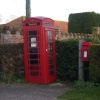 Wramplingham Nfk -  Village Phone and Post Box