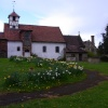 St Bartholomews Church and Benthall Hall, Shropshire