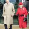 The Queen and Prince Philip at Greenwich