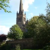 St Peter's RC Cathedral from Lancaster Canal