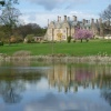 Reflections at Branston Hall.