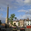 Market Place and the Obelisk