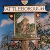 Attleborough Village Sign