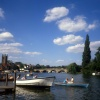 The River Thames at Henley on Thames
