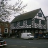Ledbury half-timbered Market Hall