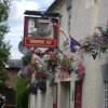 The Shroppie Fly.  Canal-side pub in Audlem.