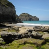 Bossiney Cove, Trethevey, Cornwall