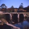 Clapper Bridge at Postbridge, Dartmoor, Devon